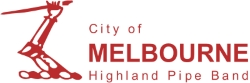 City of Melbourne Highland Pipe Band – Victoria, Australia